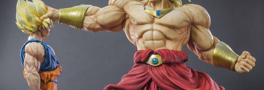 Figurines Dragon Ball Z
