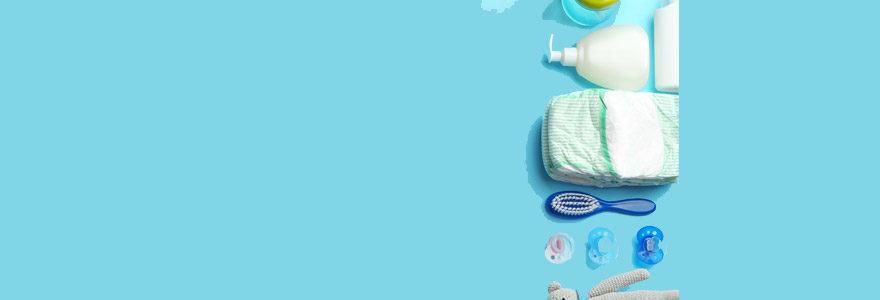 équipement pour bébé